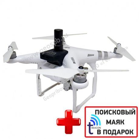 Геодезический апгрейд квадрокоптера DJI Phantom 3