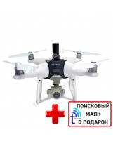 Геодезическая модернизация DJI Phantom 4, Advanced, PRO, PRO V2.0 Geobox ForaPPK L1L2 DRONE UPGRADE