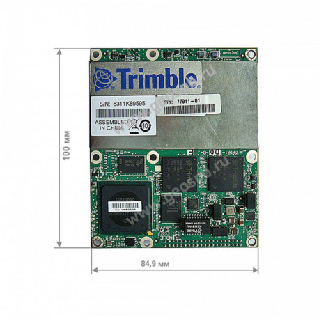 GNSS OEM модуль Trimble BD982