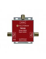 TW163 1-2 портовый разветвитель сигналов GNSS Smart Power усиление 10 дБ