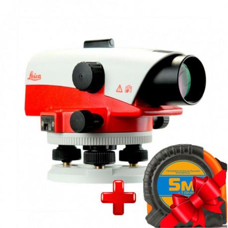 Оптический нивелир Leica NA730 plus