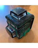 Лазерный нивелир CUBE 2-360 Green