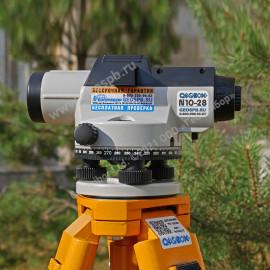 Оптический нивелир Geobox N10-28