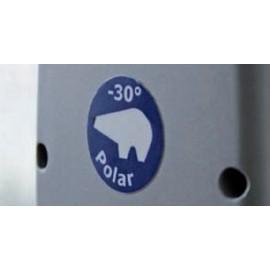 Адаптация до -30°C