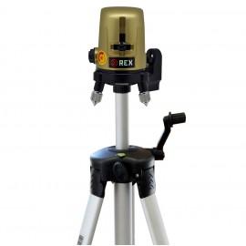 Комплект лазерного нивелира Redtrace REX Plus