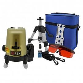 Расширенный комплект лазерного нивелира Redtrace Rex Start