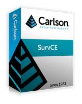 Программное обеспечение Carlson SurvCE