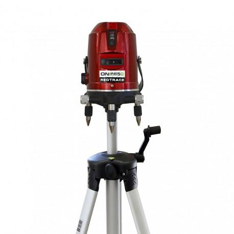 Комплект лазерного нивелира ONLINE5G Plus