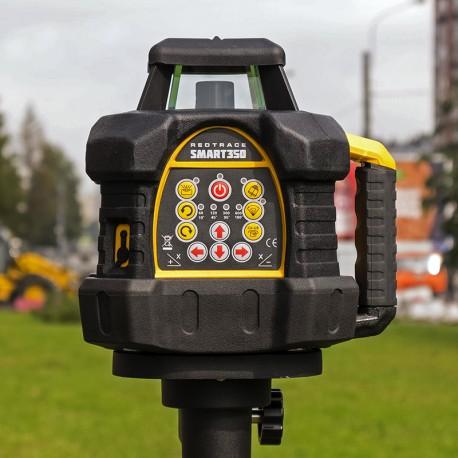 Ротационный лазерный нивелир Redtrace SMART 350