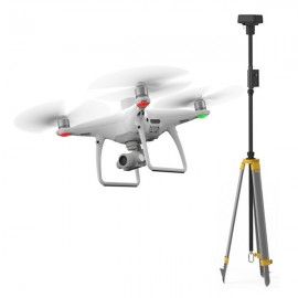 Беспилотный комплект для аэрофотосъемки DJI Phantom 4 RTK + D-RTK 2 Mobile Station Combo