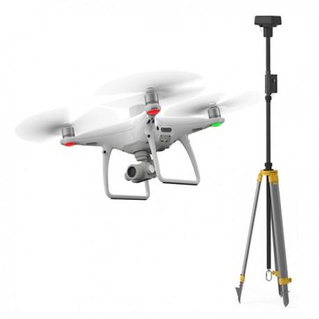 Комплекс для аэрофотосъемки DJI Phantom 4 RTK + D-RTK 2 Mobile Station Combo