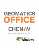 ПО CHC Geomatic Office (CGO) для постобработки GNSS измерений