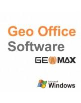 ПО Geomax Geo Office Software для постобработки GNSS измерений