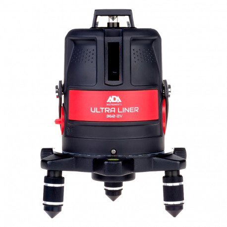 Лазерный уровень ADA ULTRALiner 360 4V