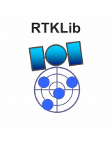 ПО RTKLib для постобработки GNSS измерений