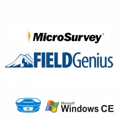 ПО MicroSurvey FieldGenius для GNSS приемников