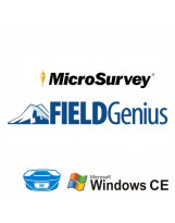 ПО для GNSS и тахеометров FieldGenius, Windows CE