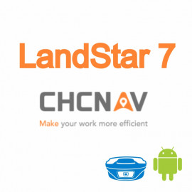 ПО для RTK GNSS CHC LandStar 7, Android