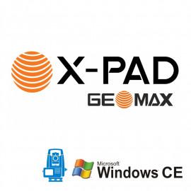 """ПО Geomax X-PAD Survey """"TPS Standart"""" для тахеометров"""