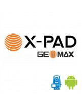 ПО Geomax X-PAD Ultimate Survey TPS Manual для тахеометров