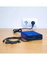ЗУ для аккумуляторов DJI-4-3x1 (на 3-и аккумулятора и пульт управления, 220в)