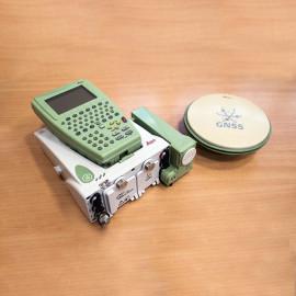 Трехчастотный GNSS приемник LEICA GX1230+ GNSS (LGO) б/у