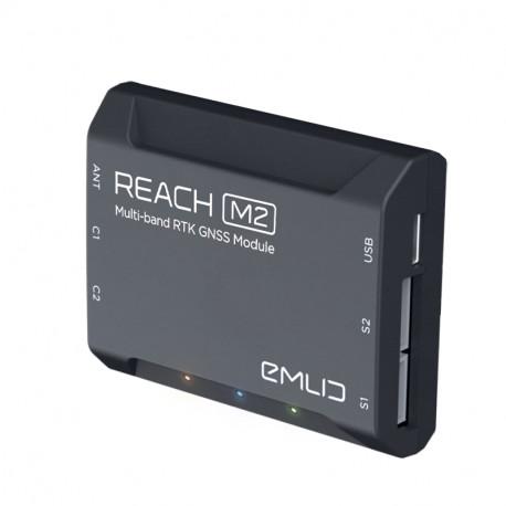 Модульный GNSS RTK приемник Emlid Reach M2