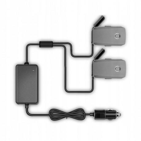 Комплект дополнительного питания GeoPower DJI Mavic 2 (2 аккумулятора и автомобильное з/у)