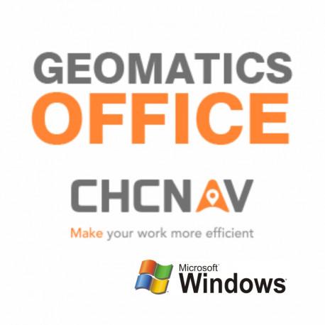 ПО CHC Geomatic Office 2 (CGO-2)